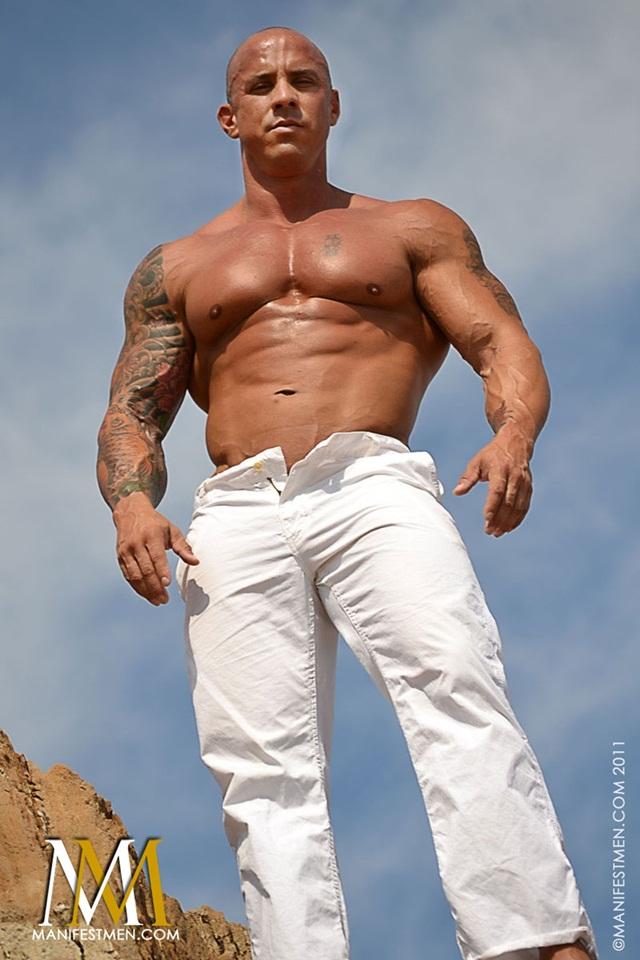 Vin Marco - Naked Bodybuilder