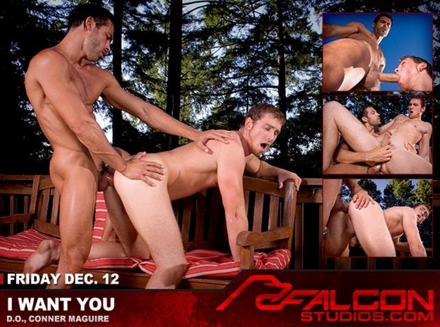 Falcon Studios - D.O., Conner Maguire