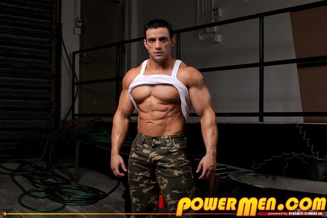 Powermen worlds biggest Bodybuilders now Macho Nacho