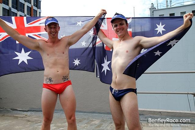 Bentley Race: Brent Tyler and Ryan Geary