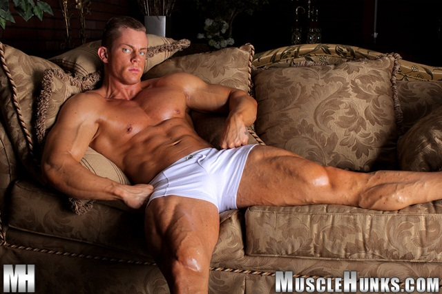 Muscle Hunks - Otto Mann Gallery
