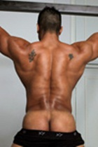 Muscle Hunks - Pepe Mendoza Gallery