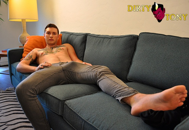Charlie Stone Gets Dirty at Dirty Tony