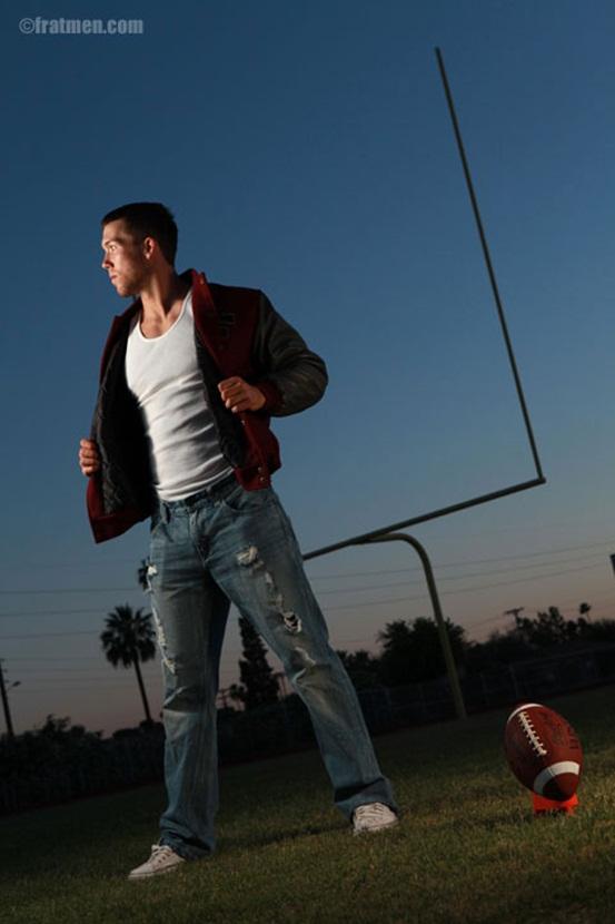 Fratmen Heath - American Footballer