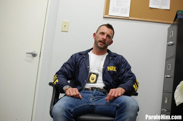 Parole Him - young construction worker Dominic Sol blackmailed by US Parole Officers