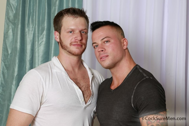Brian Bonds and Sean Duran