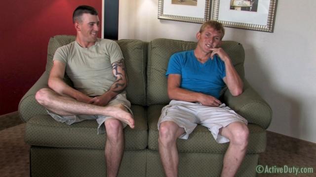 Danny and Brock