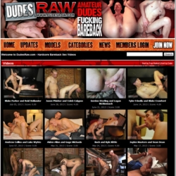 Porn Site Reviews - Dudes Raw