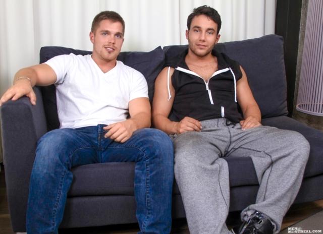 Marko Lebeau and Nicolas Potvin