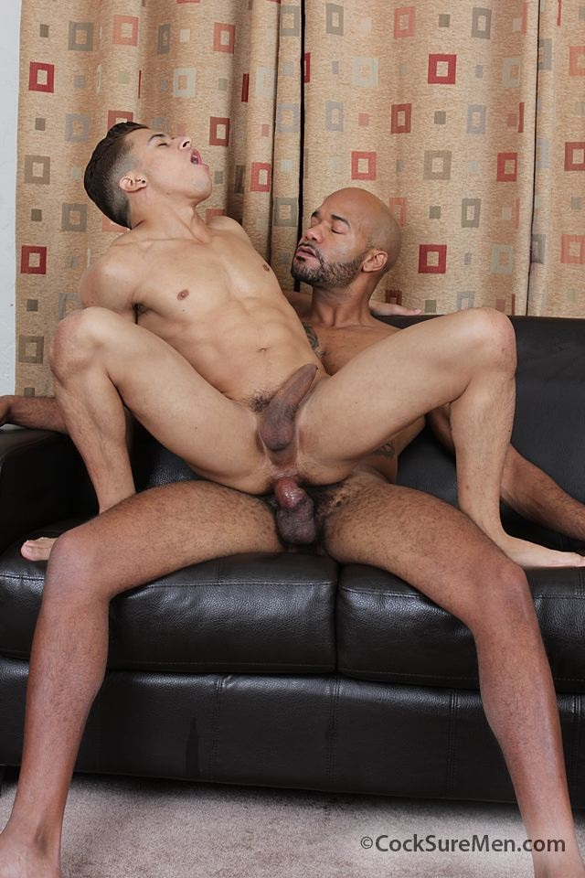 Justin Coxx and Armond Rizzo