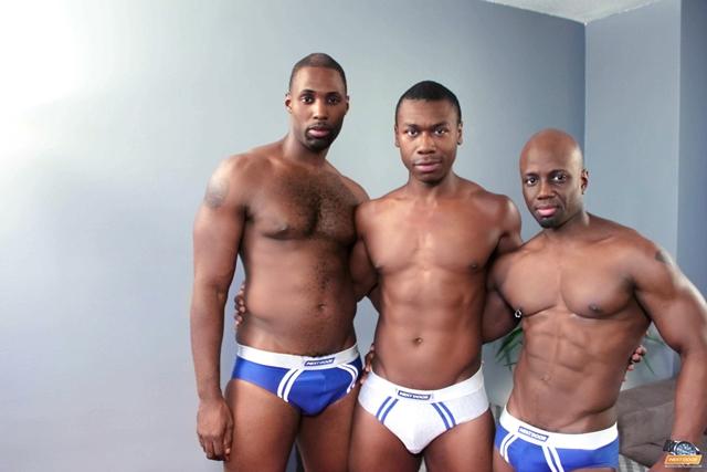 Damian Brook, Jay Black and Nubius