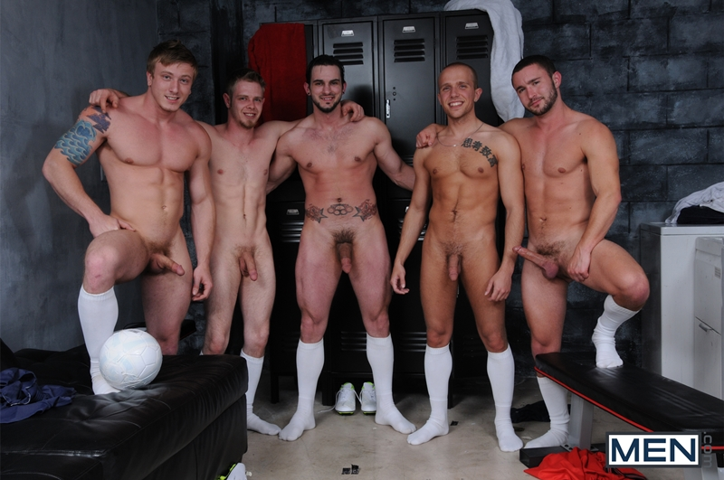 Colt Rivers, Phenix Saint, Rob Ryder, Steve Stiffer and Tom Faulk