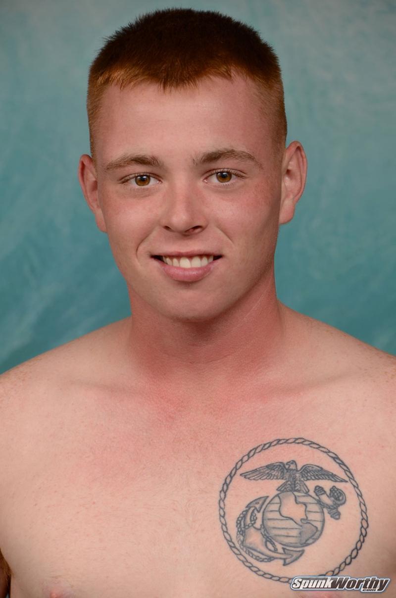 spunkworthy Redhead Andy