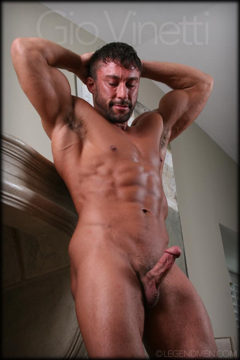 Gio Vinetti  Men In Gay Porn-4835