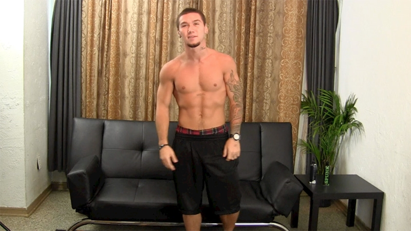 Straight Wrestler David