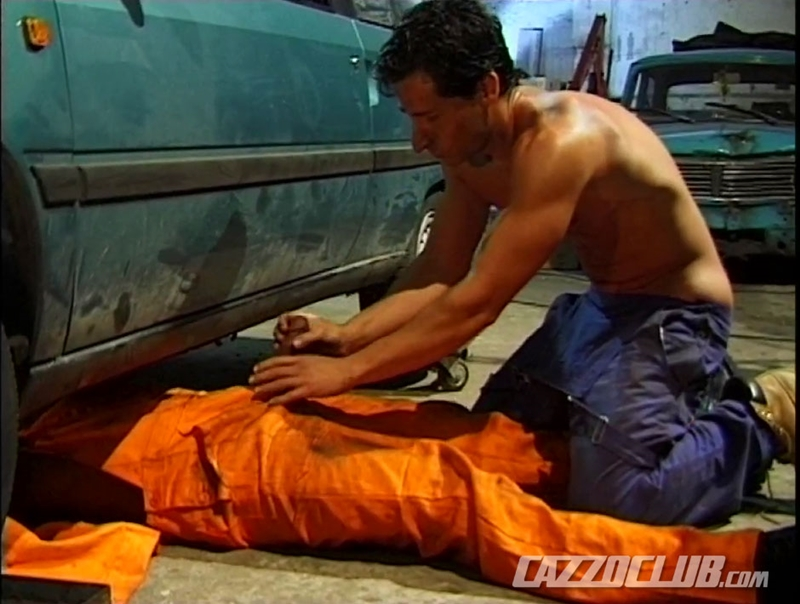 cazzo club  CazzoClub Chris Brown Jack Janus horny car mechanics cock throat asshole fucked giant black dick shoots cum 009 tube download torrent gallery sexpics photo Chris Brown and Jack Janus