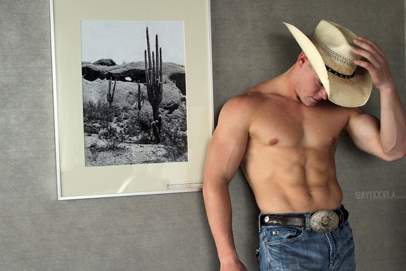 Gay Cowboy Colt McClaire