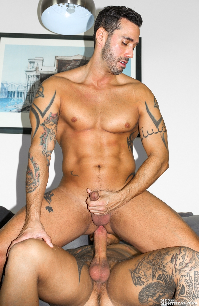 Tattooed Dude Takes Tumblr Arab Gay Cock
