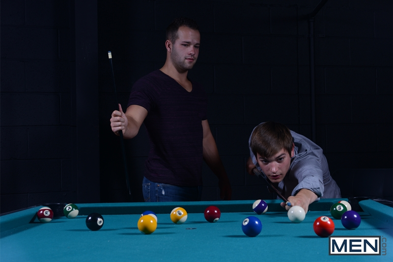 men  Men com Pool shark Luke Adams big dick stud gay porn star Johnny Rapid butt fucked guys hard cocks ass pounded 002 tube video gay porn gallery sexpics photo Johnny Rapid and Luke Adams