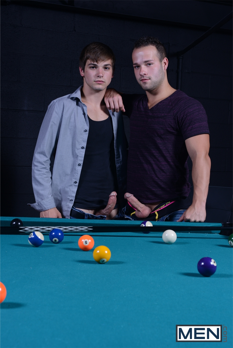 men  Men com Pool shark Luke Adams big dick stud gay porn star Johnny Rapid butt fucked guys hard cocks ass pounded 003 tube video gay porn gallery sexpics photo Johnny Rapid and Luke Adams