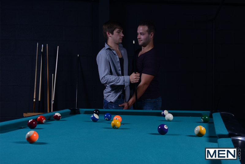 men  Men com Pool shark Luke Adams big dick stud gay porn star Johnny Rapid butt fucked guys hard cocks ass pounded 005 tube video gay porn gallery sexpics photo Johnny Rapid and Luke Adams