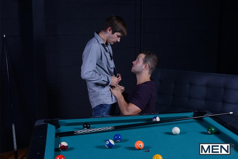 men  Men com Pool shark Luke Adams big dick stud gay porn star Johnny Rapid butt fucked guys hard cocks ass pounded 006 tube video gay porn gallery sexpics photo Johnny Rapid and Luke Adams