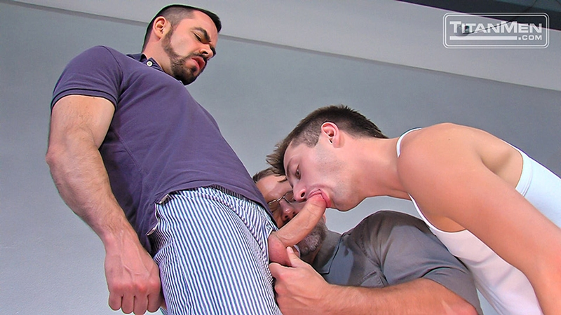 Dirk Caber, JD Phoenix and Dolan Wolfe