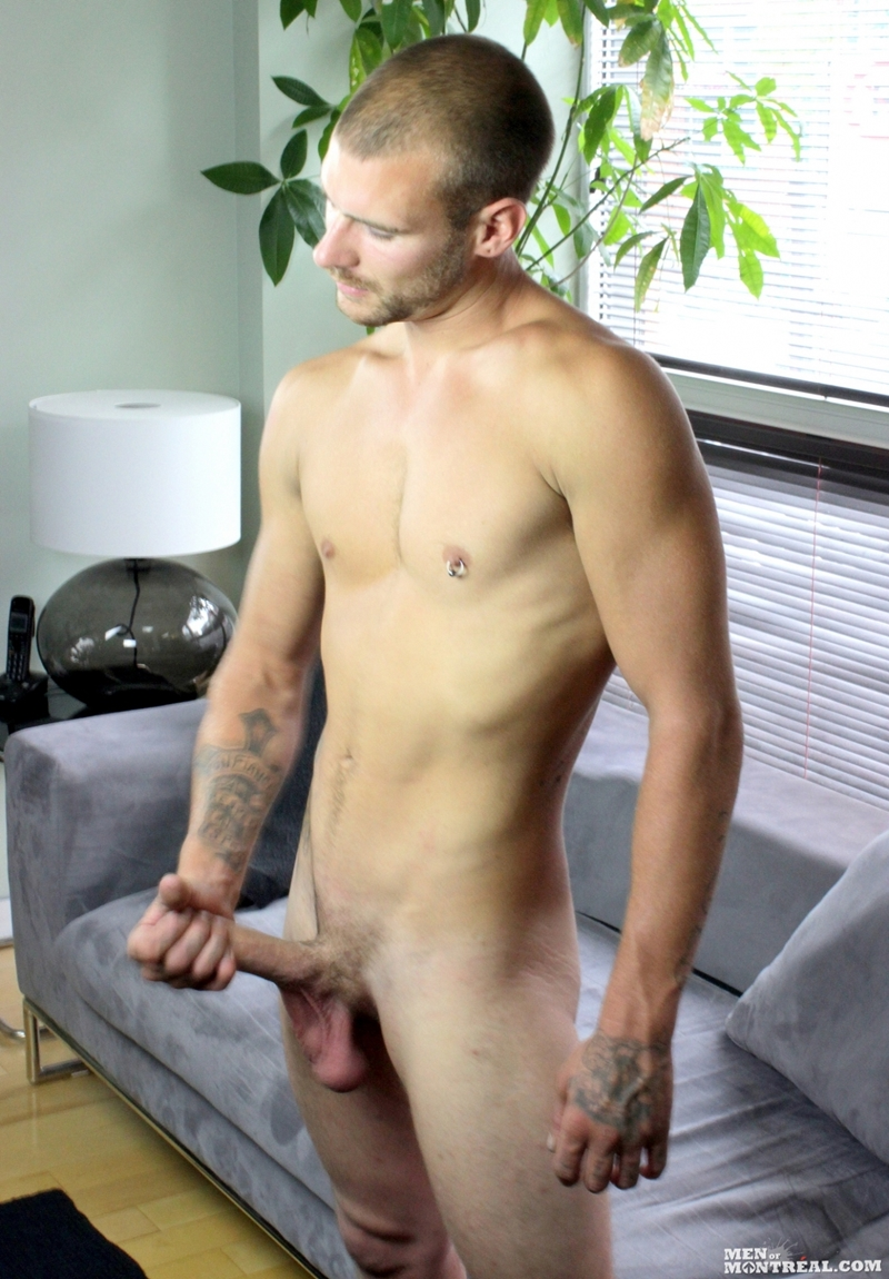 Naked Straight Male