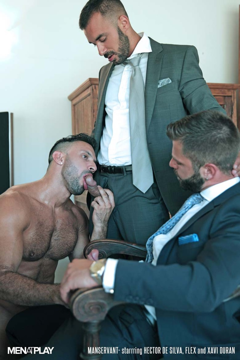 MenatPlay-Flex-Xtremmo-Hector-de-Silva-Xavi-Duran-naked-muscle-business-suit-men-fuck-rim-cock-doggy-style-fucking-Tag-Team-Spit-Roast-05-gay-porn-star-sex-video-gallery-photo