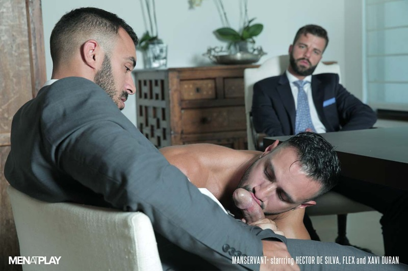 MenatPlay-Flex-Xtremmo-Hector-de-Silva-Xavi-Duran-naked-muscle-business-suit-men-fuck-rim-cock-doggy-style-fucking-Tag-Team-Spit-Roast-13-gay-porn-star-sex-video-gallery-photo