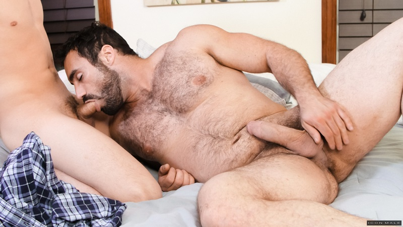 Kory Houston caught jerking his big cock by Jaxton Wheeler