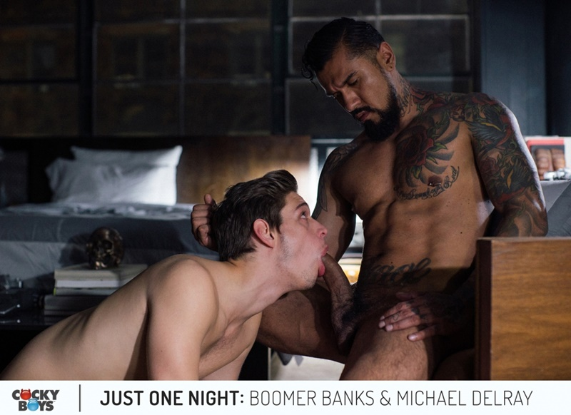 Boomer Banks Mike Sex