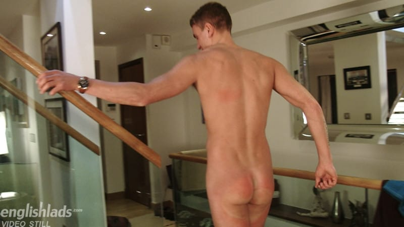 Men for Men Blog Gay-Porn-Pics-011-Charles-Collins-Sexy-young-British-dude-naked-wanking-huge-uncut-dick-hot-boy-cum-EnglishLads Sexy cheeky young British dude Charles Collins strips naked wanking his huge uncut dick to a massive load of hot boy cum English Lads